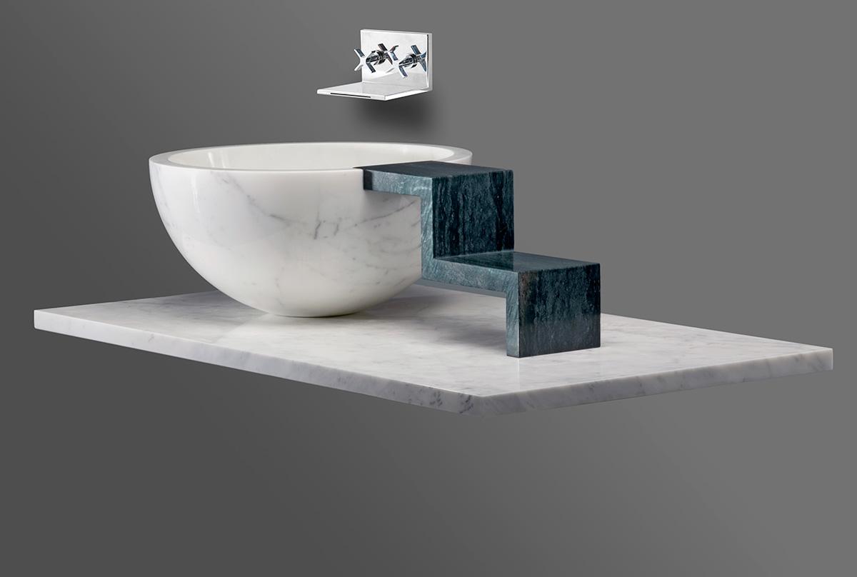 INCA-lavabo